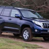 Zambia self drive car hire> rent a Toyota Prado 4x4.