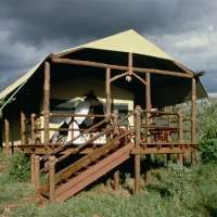 Kirawira luxury tented camp western serengeti