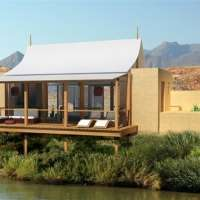 The Okahirongo River Camp>Namibia