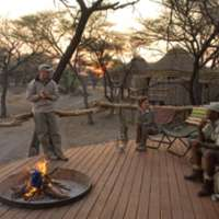 Onguma Tree Top Camp:Namibia