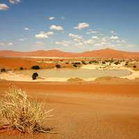 Namibia Northern Highlights Safari