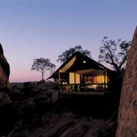 Mowani Mountain Camp:Namibia