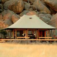 Boulders Camp Namibia