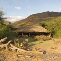 Lake Natron Tented Camp Tanzania