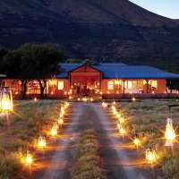 karoo lodge Samara Private Game Reserve
