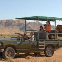 namibia promotional tours & safaris