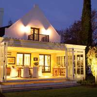 the owner's cottage  franschhoek south africa