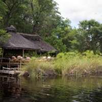 Xakanaxa Camp-moremi game reserve