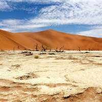 """7 days Namibia Desert Crossing"""
