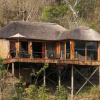 Mivumo River Lodge-Selous Game Reserve Tanzania