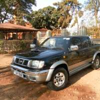 Uganda Kampala 4x4 pick-up hire>Double Cabin Kampala 4x4 car hire