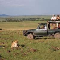 8 nights AMBOSELI safari>2 nights SOSIAN safari>kenya