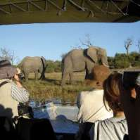 NCV Cape Town to Victoria Falls North,20 Days >Camping