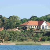 One Minute South> Lake Victoria Island Villa>Bulago Uganda.