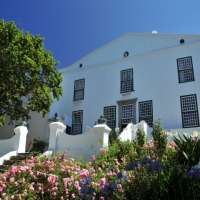 The Alphen Country House Hotel>Constantia>Cape Town