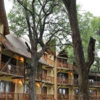 David Livingstone Safari Lodge & Spa>Zambia