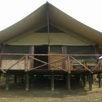 Queen Elizabeth Bush Lodge, Queen Elizabeth National Park