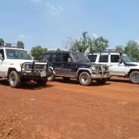 South Sudan Juba 4x4 car hire