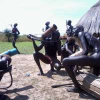 Dinka & Mundari Cultural Tour>8days>South Sudan Cultural Safari