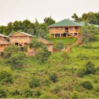 Ruhija Gorilla Safari Lodge, Bwindi Impenetrable National Park